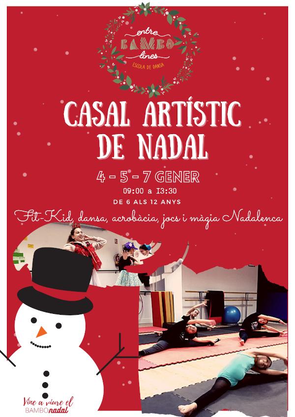 Casal de Danza y Fit Kid en Sant Andreu de la Barca